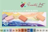 Soft pastels Encaustic Art wax