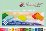 Enhancing selection Encaustic Art wax
