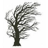 Windboom stempel - Encaustic Art