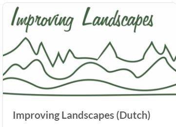 Online cursus Improving landscapes (NEDERLANDS)