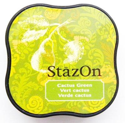 Stazon Cactus Green stempelinkt