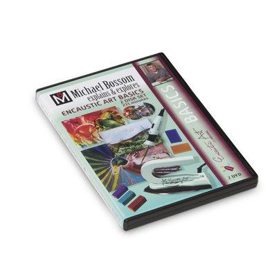 DVD Encaustic Art Twinset Basics