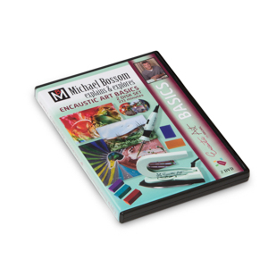 DVD Encaustic Art Twinset Basics