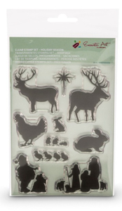 Clear stamps feestdagen