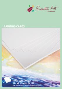 Mixed Cards 40xA6+20xA5+10xA4