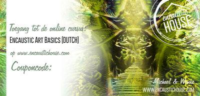 Encaustic Art Basics Dutch Voucher