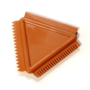 Rubber kam (orange)