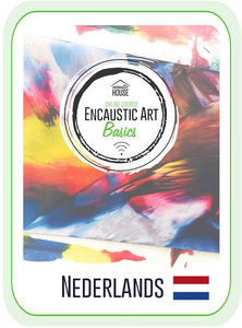 Online cursus Encaustic Art Basics (NEDERLANDS)
