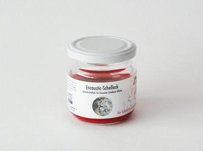 Shellac rood