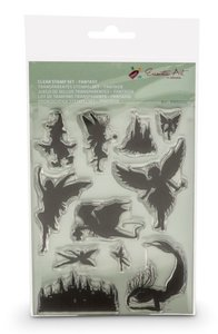 Clear stamps fantasie