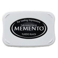 Memento inktpad black