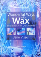 Boek Wonderful Ways With Wax - Jann Visser