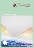 A5 x 100 Encaustic Art papier