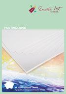 A4 x 100 Encaustic Art papier